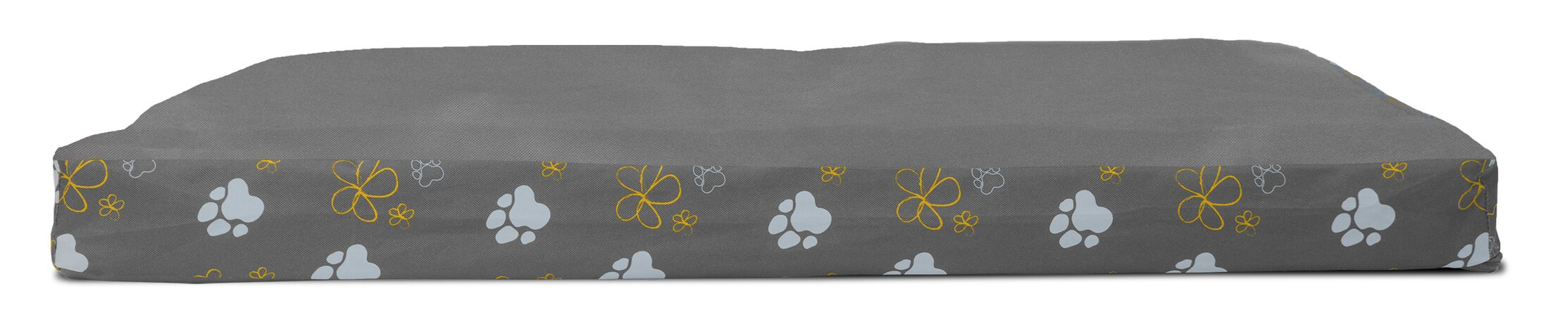 Garden Indoor/Outdoor Maston Cooling Gel Top Dog Pad Color: Iron Gray