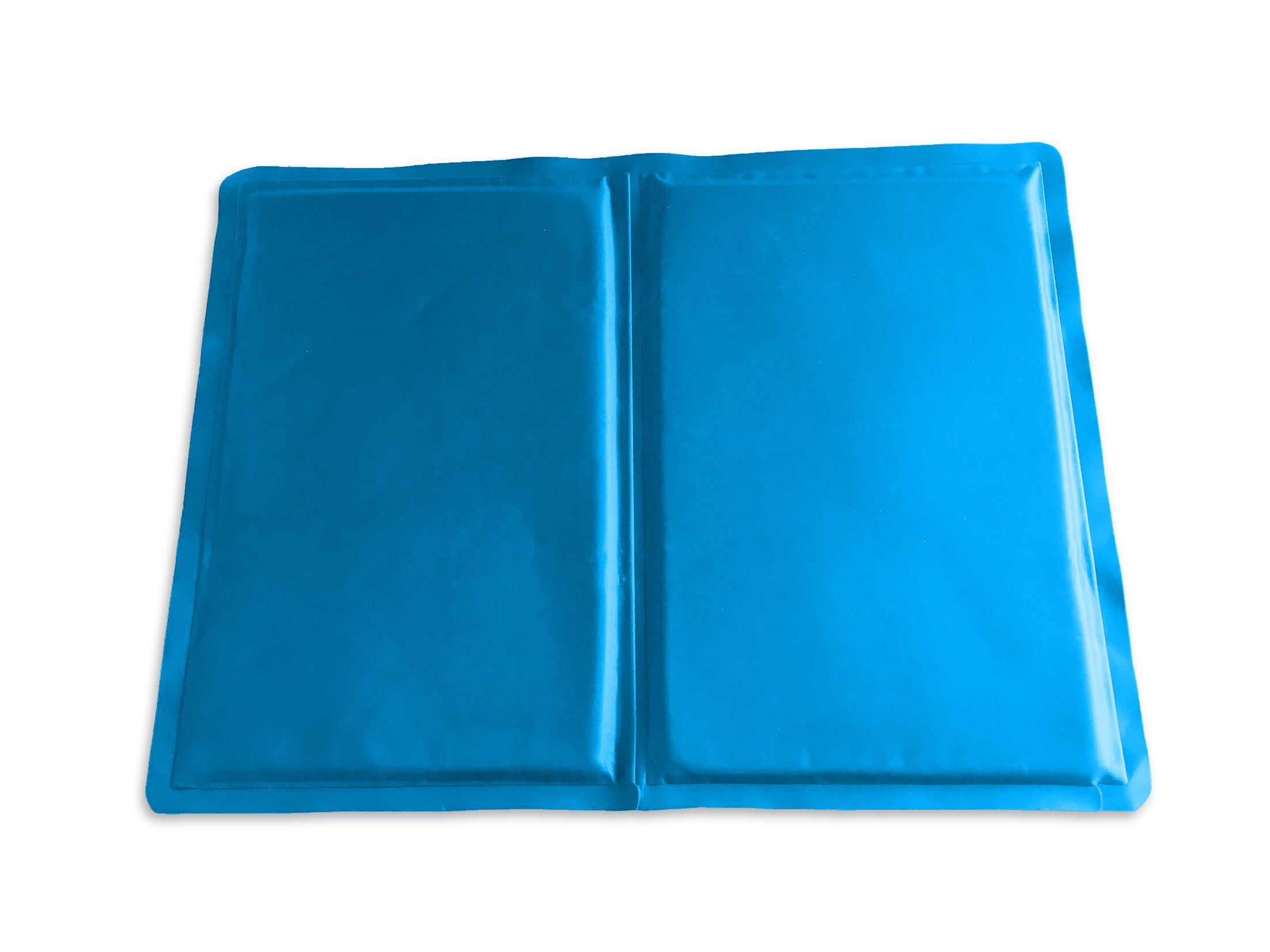 Pupicicle Dog Cooling Mat Color: Blue, Size: Jumbo (30
