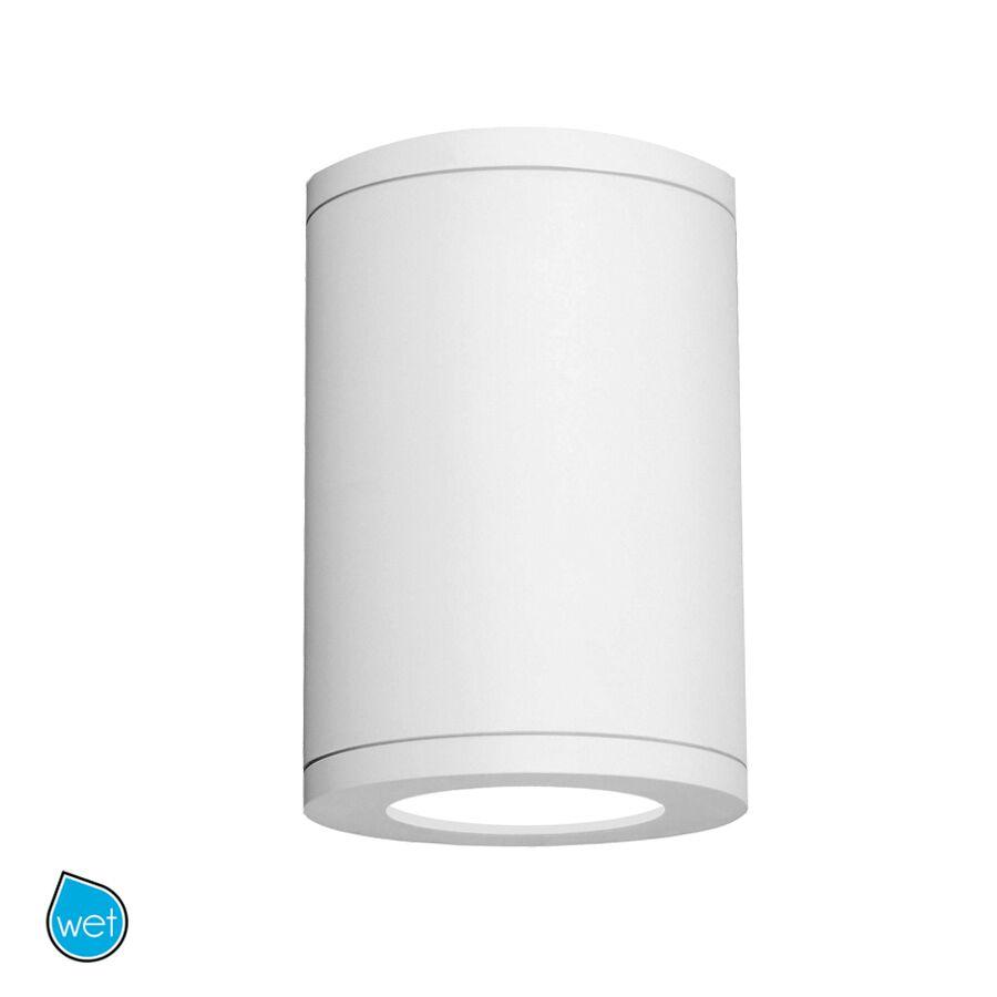 Tube Architectural 1-Light Flush Mount Size: 9.53