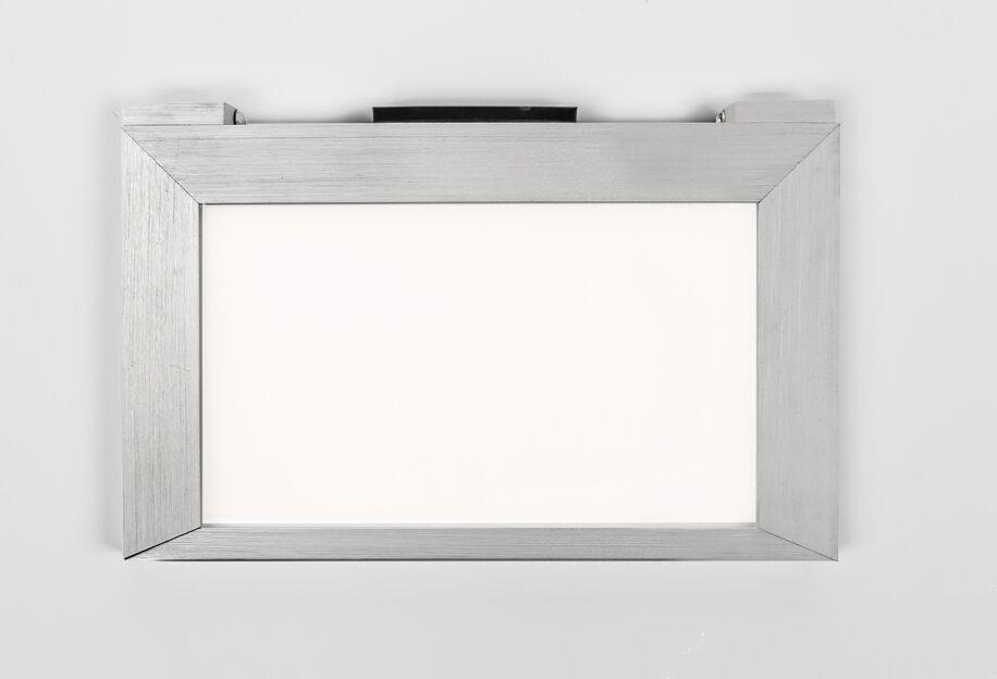 LED Under Cabinet Bar Light Finish: Brushed Aluminum, Size: 4.56