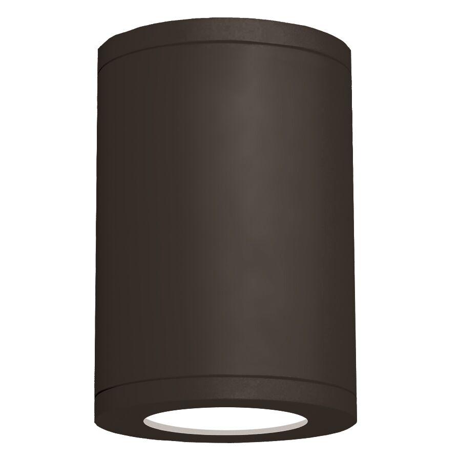 Robyn 1-Light Flush mount Size: 11.75