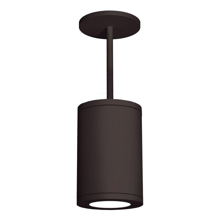 Janice 1-Light Cylinder Pendant Size: 33.27