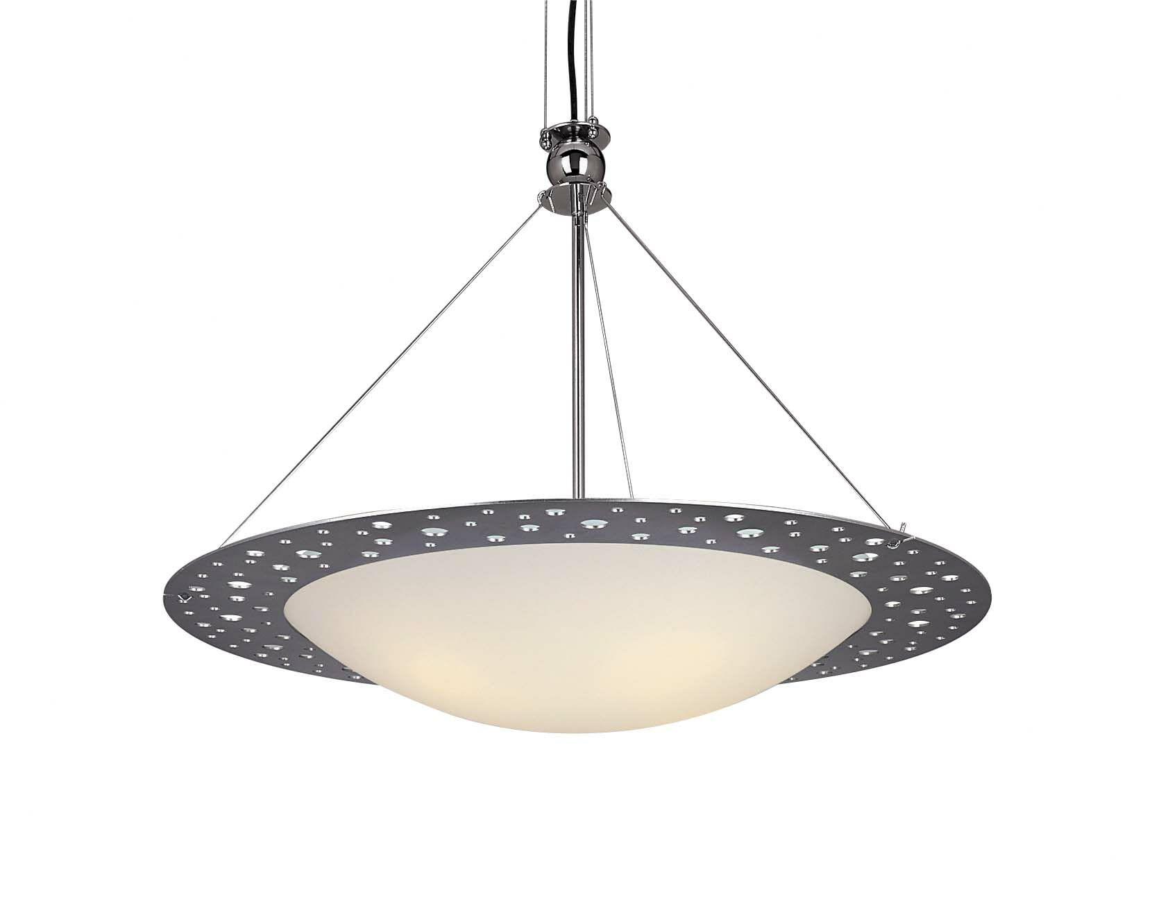 Holy 4-Light Bowl Pendant