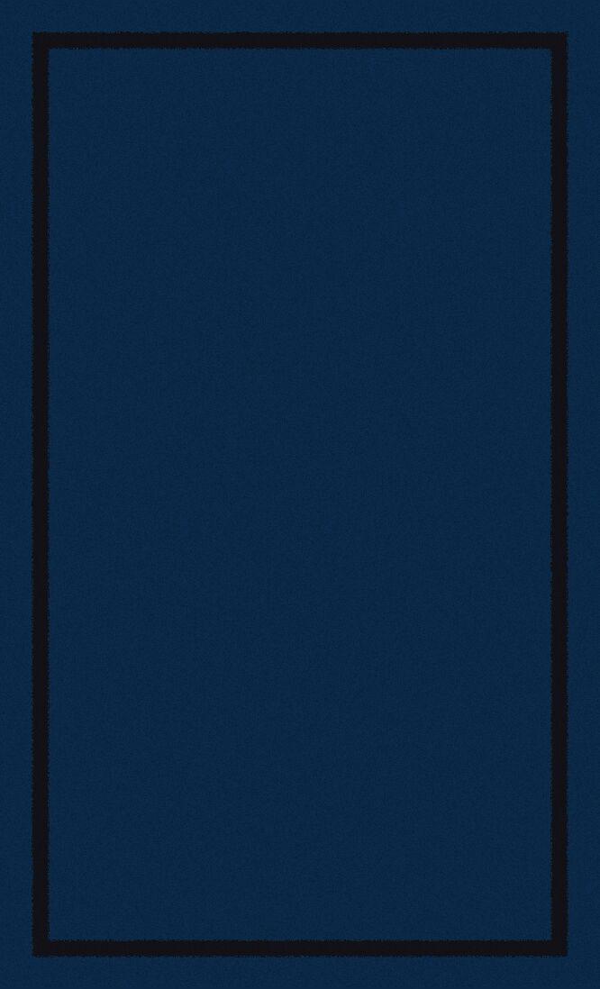 Henley Blue Area Rug Rug Size: Rectangle 3' x 5'