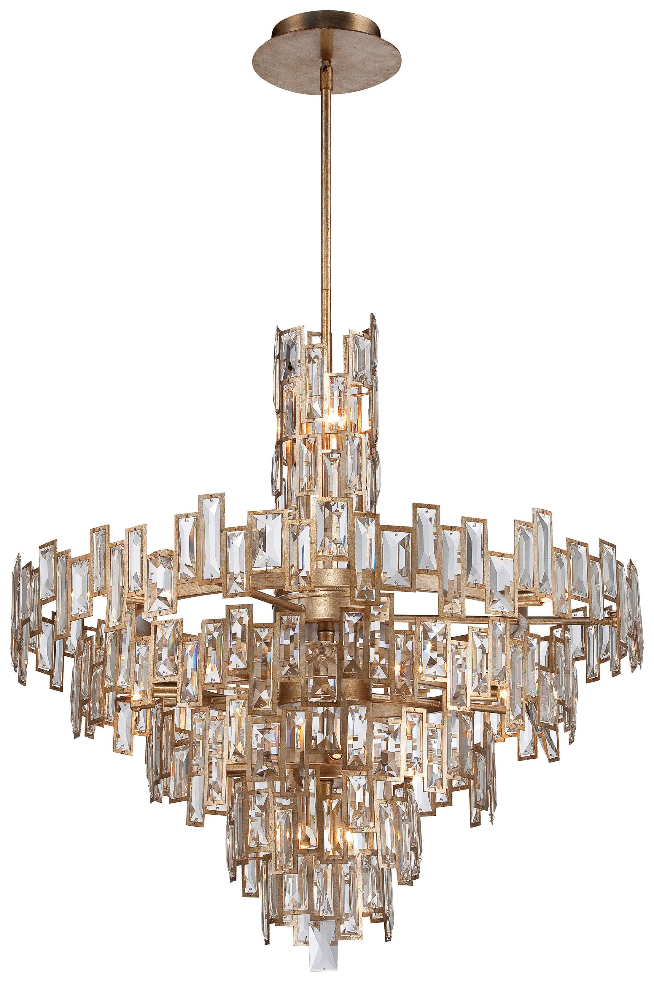 Bel Mondo 21-Light Chandelier