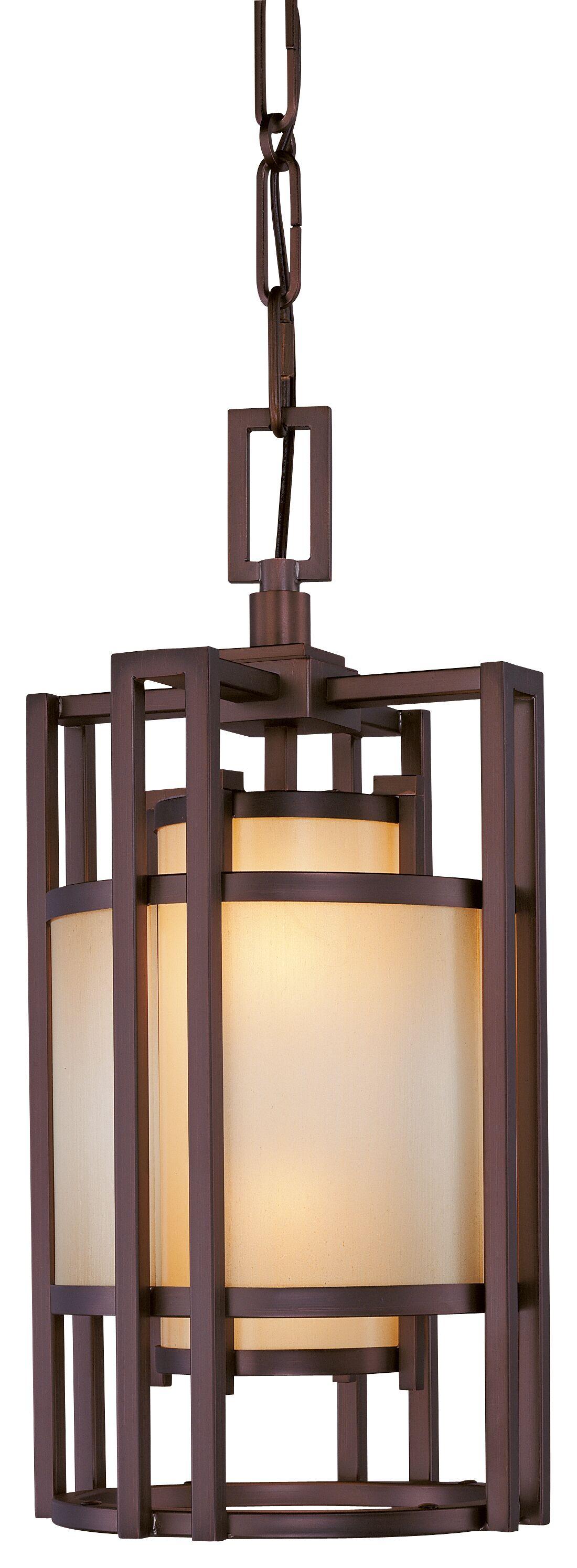 Underscore 2-Light Square/Rectangle Pendant
