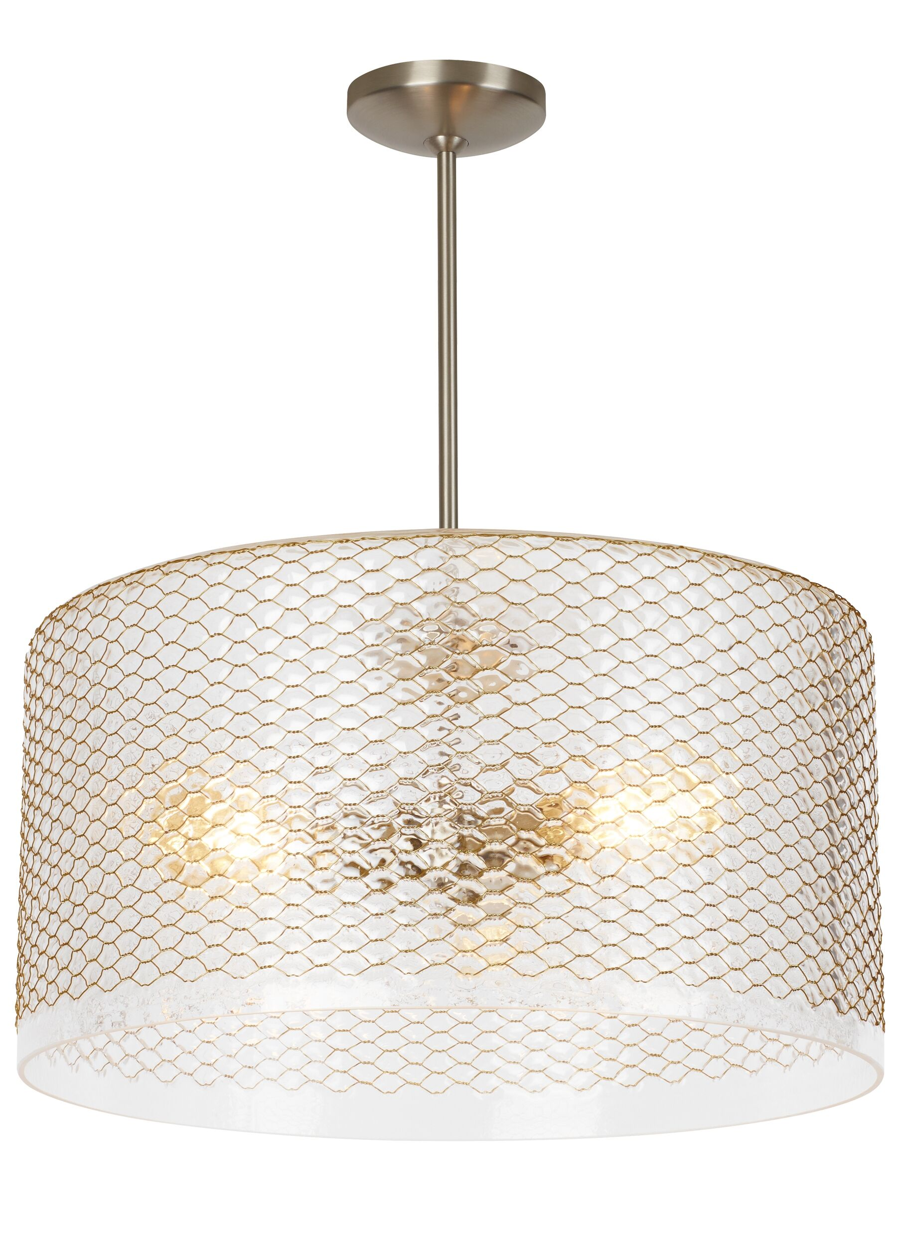 Lapinski 3-Light Pendant
