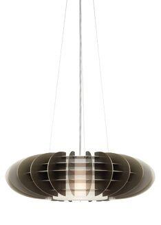 Chicago 1-Light Jazz Pendant Bulb Type: Incandescent