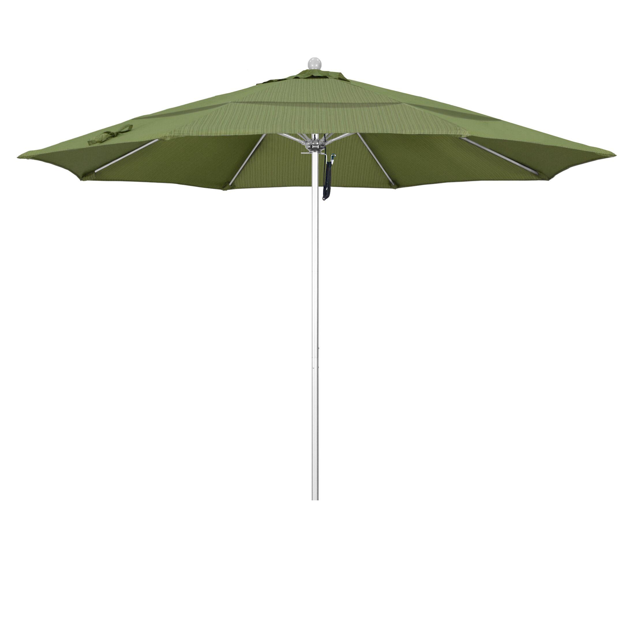 11' Market Umbrella Color: Terrace Fern