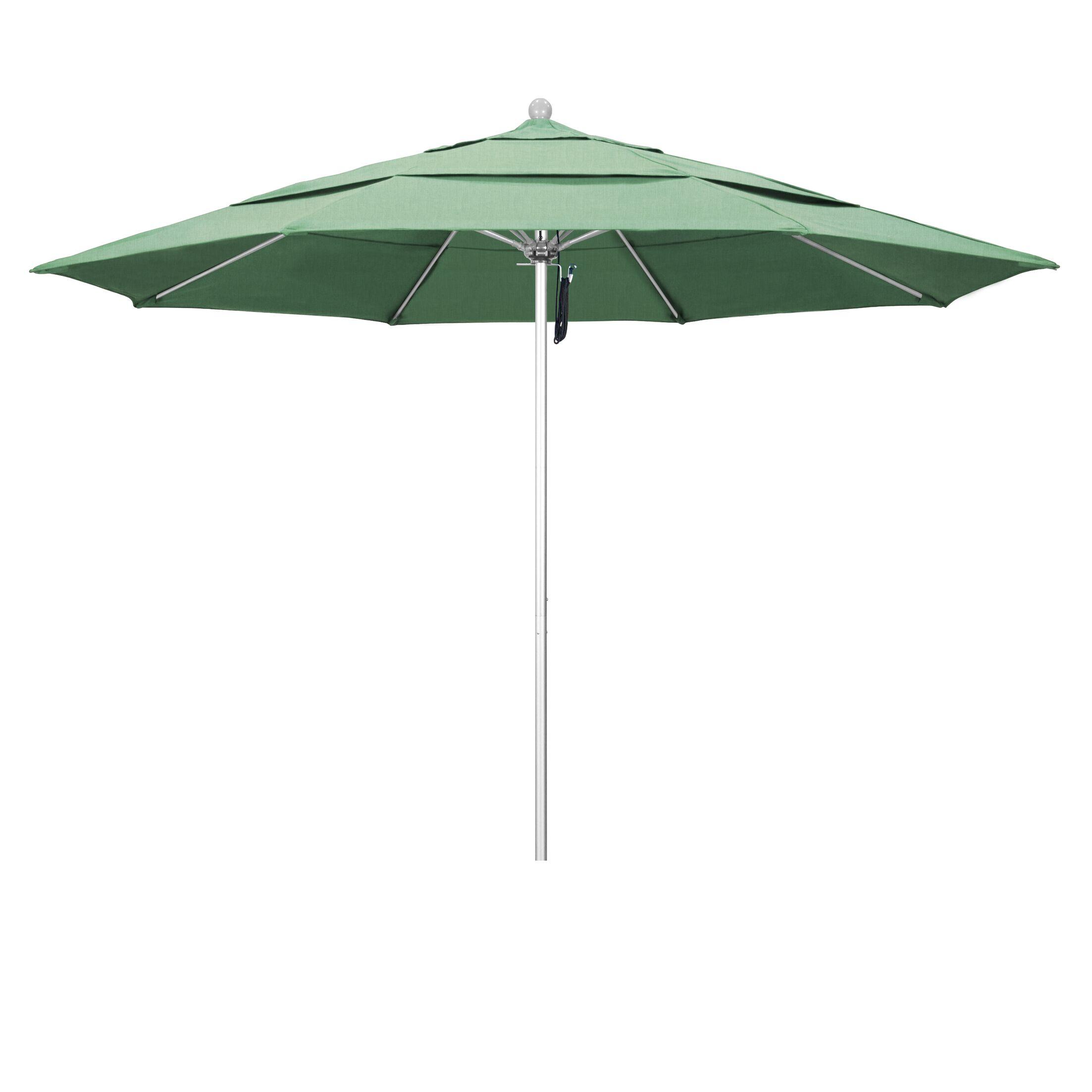 11' Market Umbrella Color: Spa