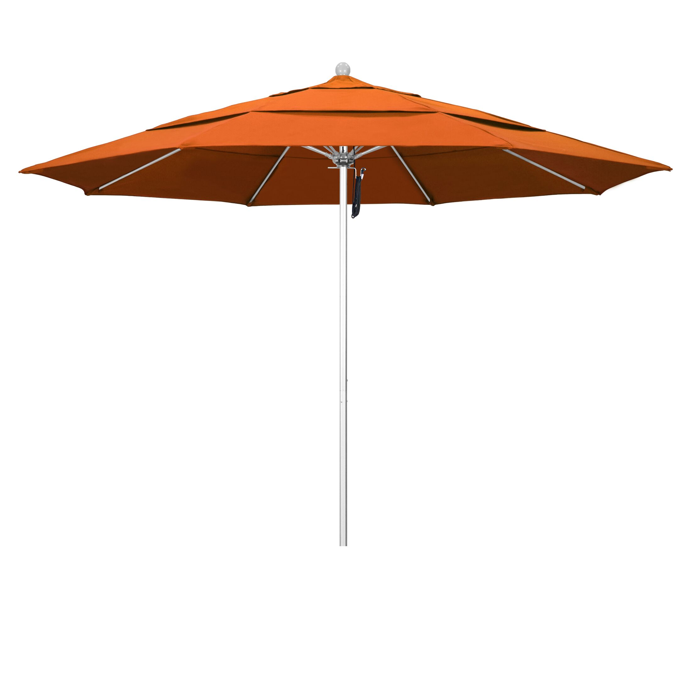 11' Market Umbrella Color: Tuscan