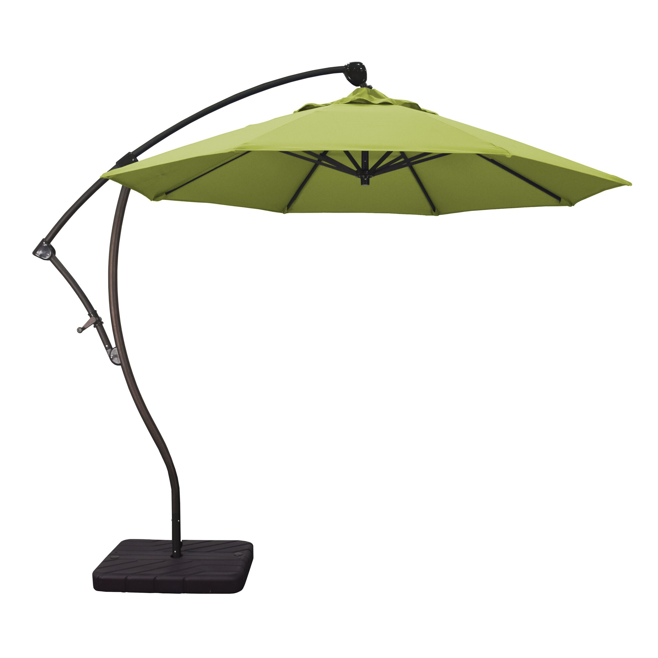 9' Cantilever Umbrella Fabric: Gingko