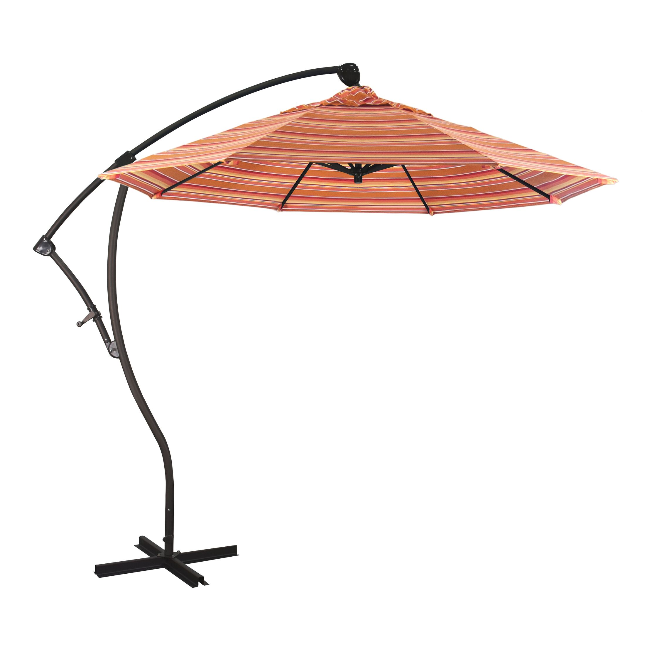 9' Cantilever Umbrella Color: Dolce Mango