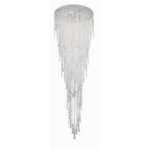Chantant 6-Light Flush Mount Crystal Grade: Heritage Handcut, Size: 79.5