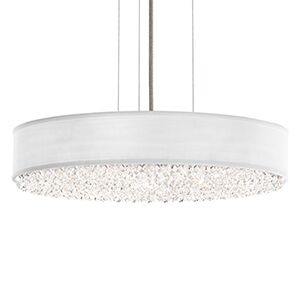 Eclyptix 6-Light Pendant Finish: Polished Stainless Steel