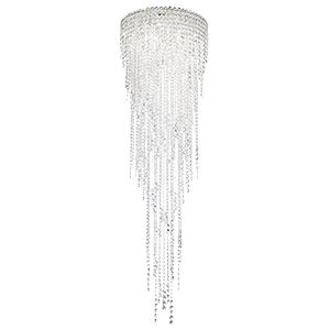 Chantant 5-Light Flush Mount Crystal Type: Spectra Clear