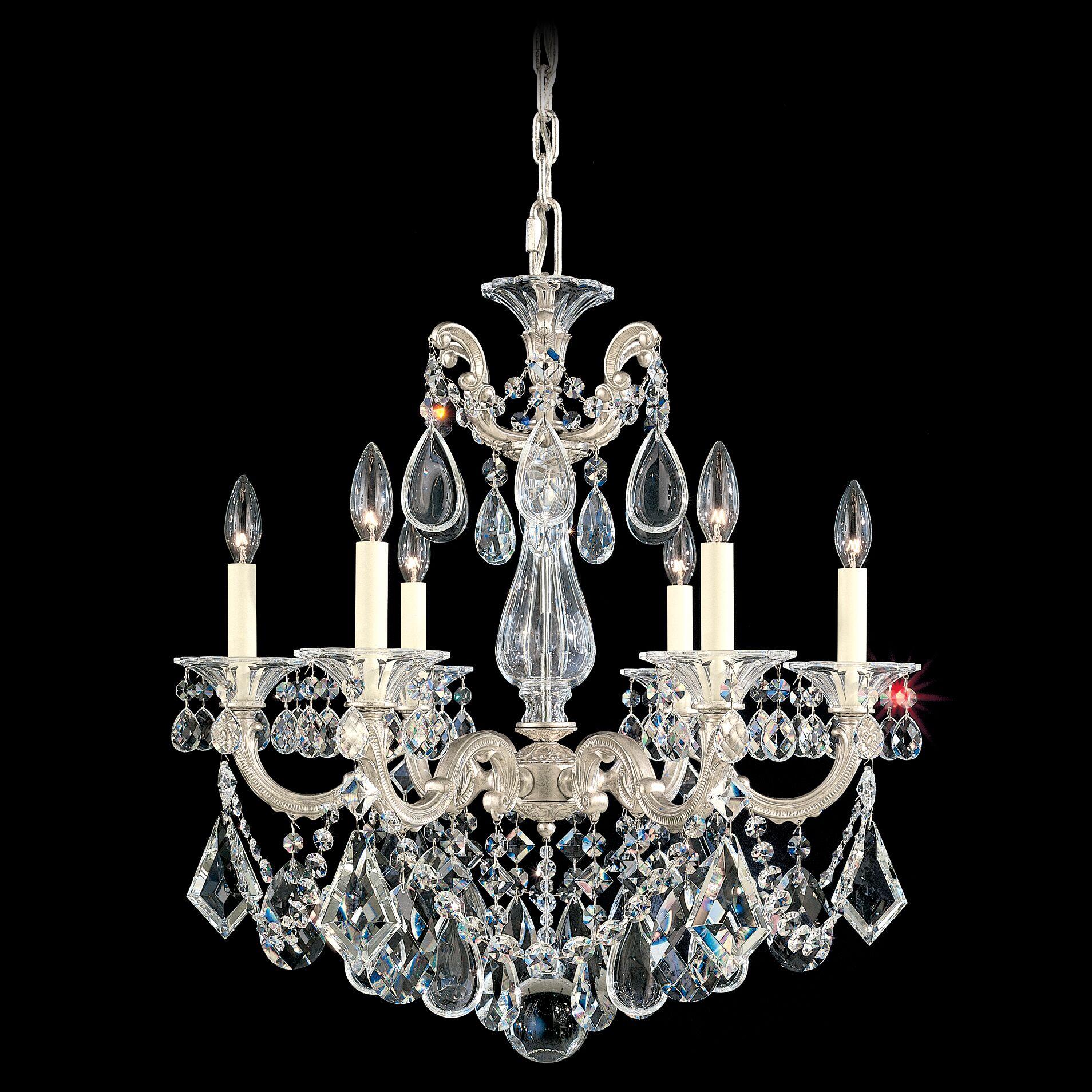 La Scala 6-Light Chandelier