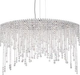 Chantant 8-Light Crystal Chandelier Crystal Type: Heritage Handcut Clear