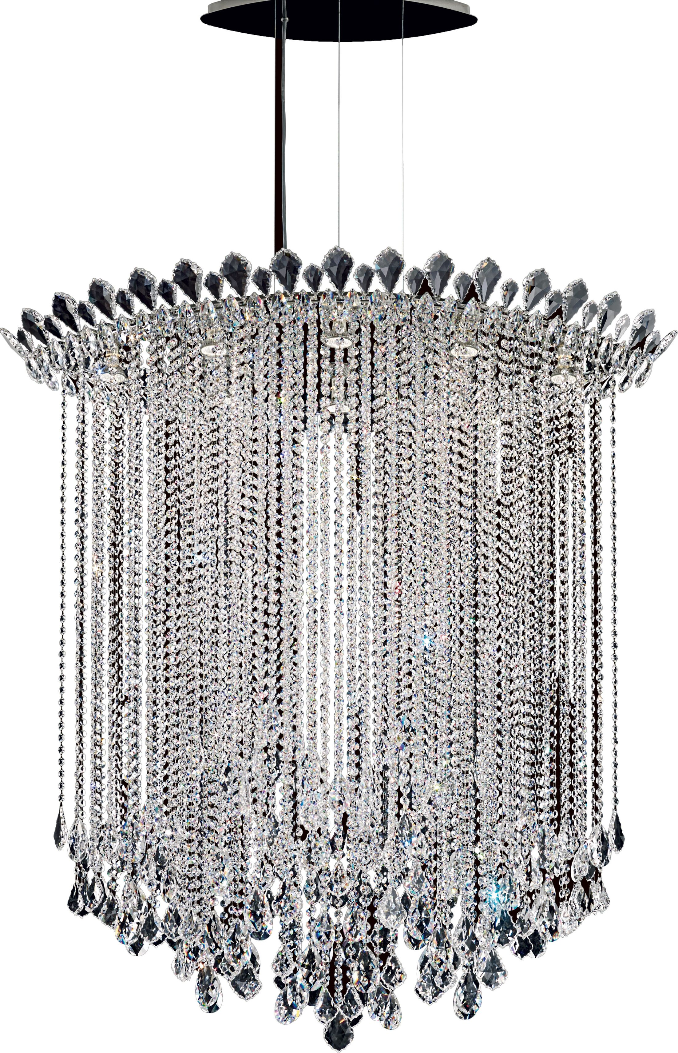 Trilliane 10-Light Crystal Chandelier