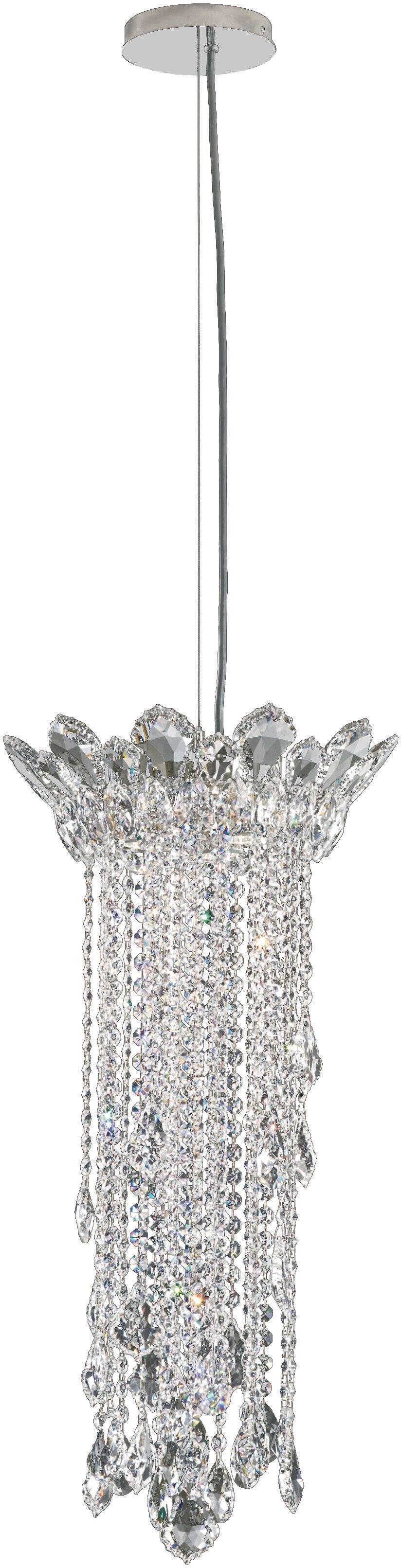 Trilliane 3-Light Crystal Chandelier Crystal Grade: Spectra