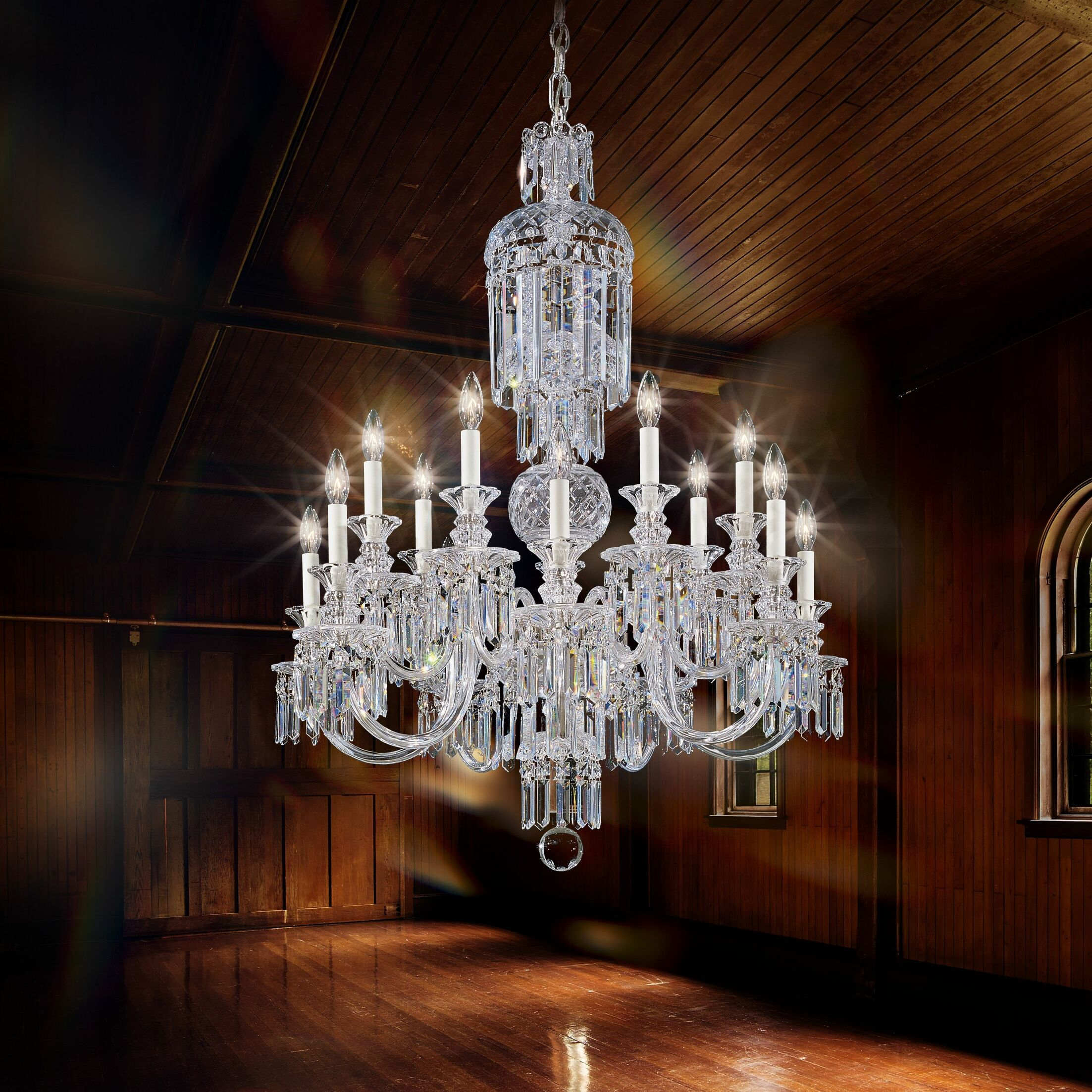 Fairfax 14-Light Candle Style Chandelier