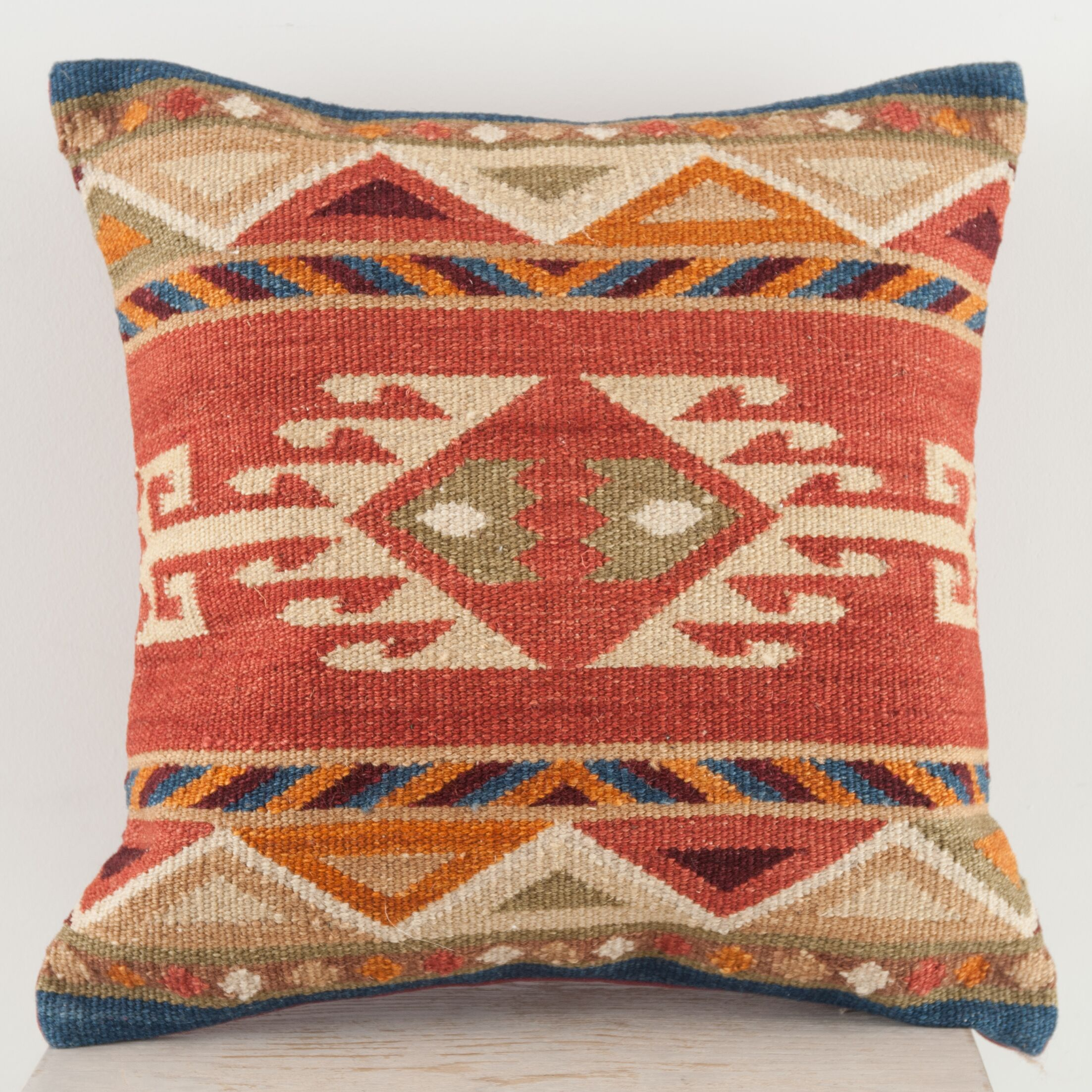 Lodge Wool Throw Pillow Size: Large