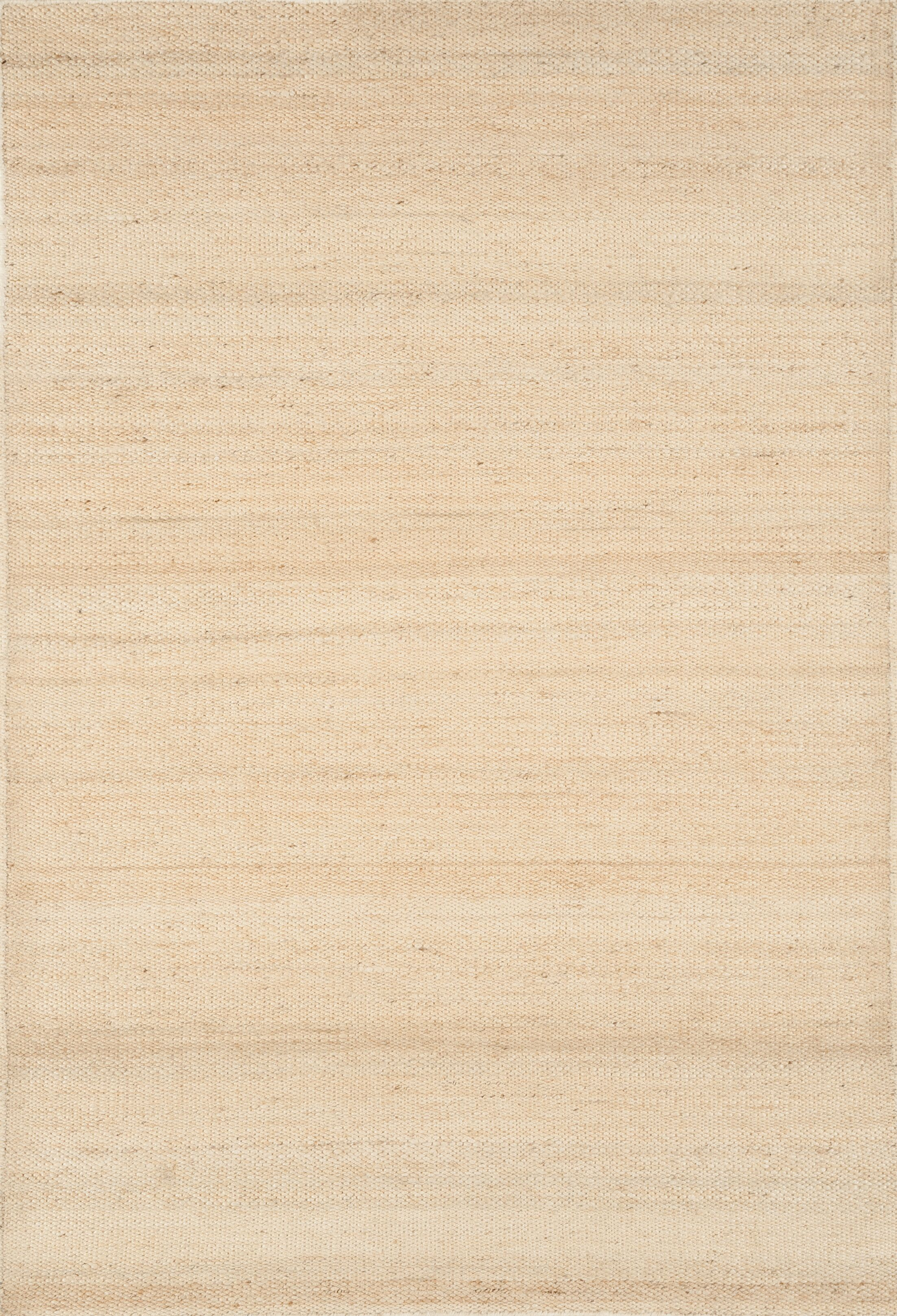 Hand-Woven Bleached Area Rug Rug Size: Rectangle 12' x 15'