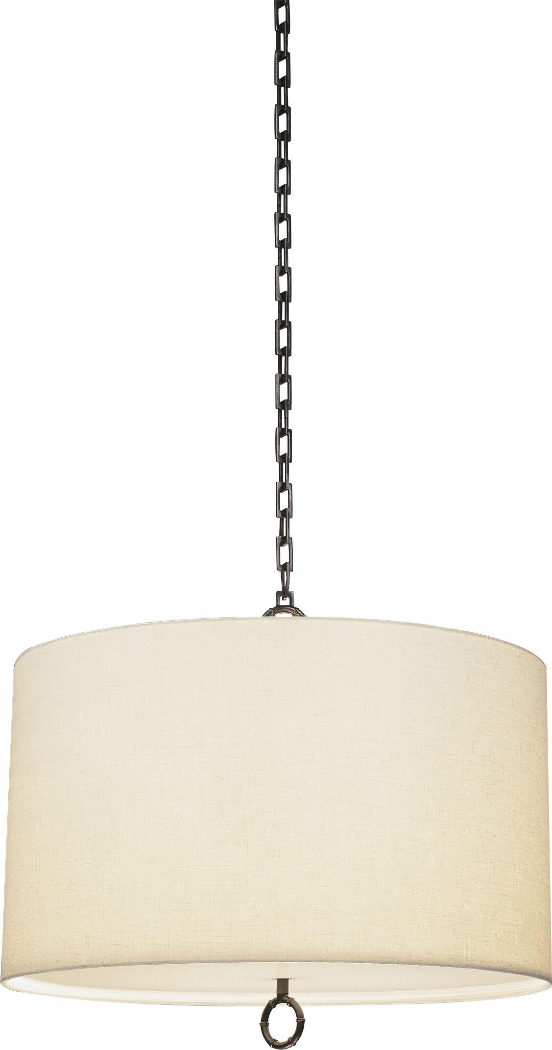 Meurice 3-Light Pendant Finish: Patina Bronze