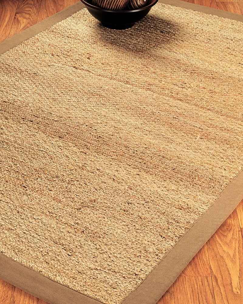 Jute Allure Area Rug Rug Size: Rectangle 8' x 10'