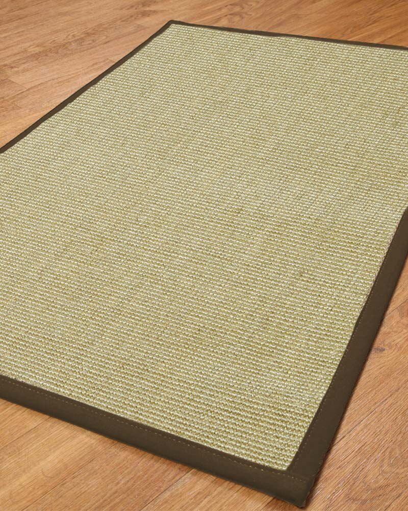 Hibiscus Light Green Solid Area Rug Rug Size: Rectangle 3' x 5'