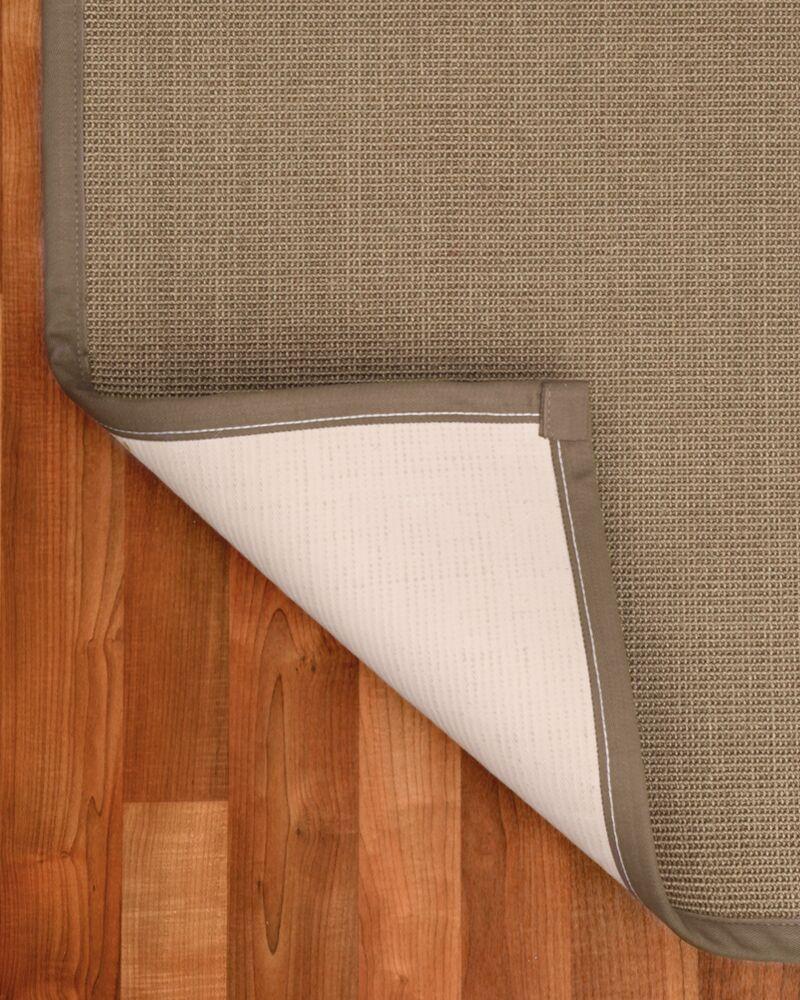 Dalton Hand-Woven Brown Area Rug Rug Size: Rectangle 4' x 6'