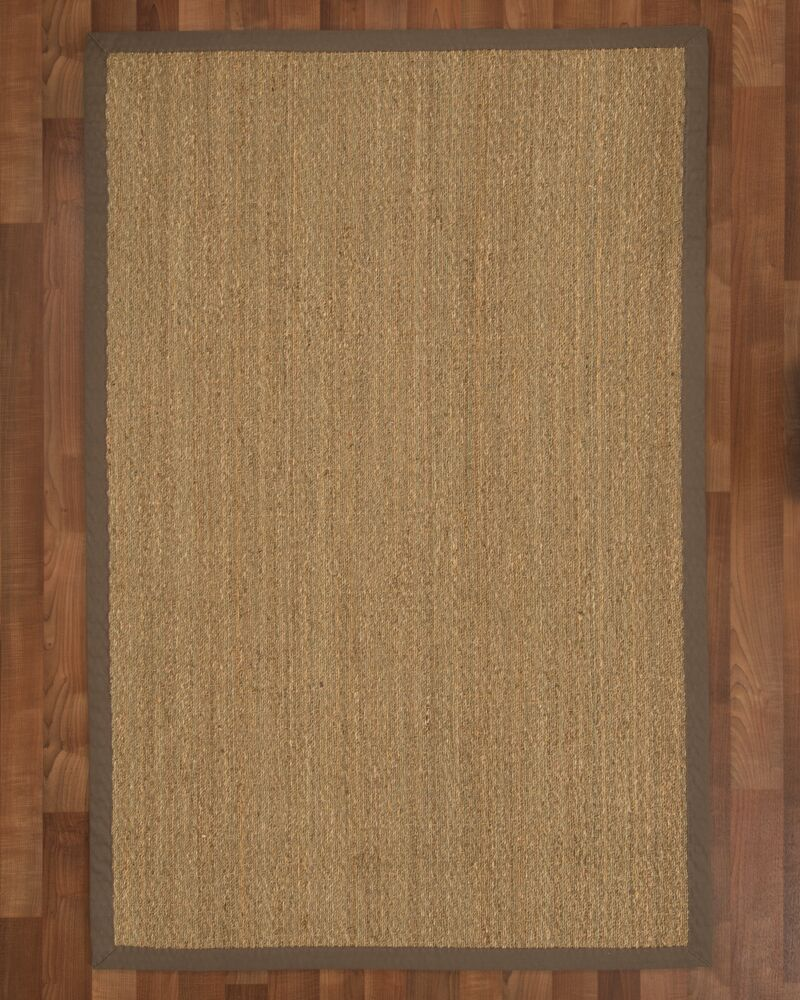 Maritime Handmade Taupe Indoor Area Rug Rug Size: Rectangle 5' x 8'