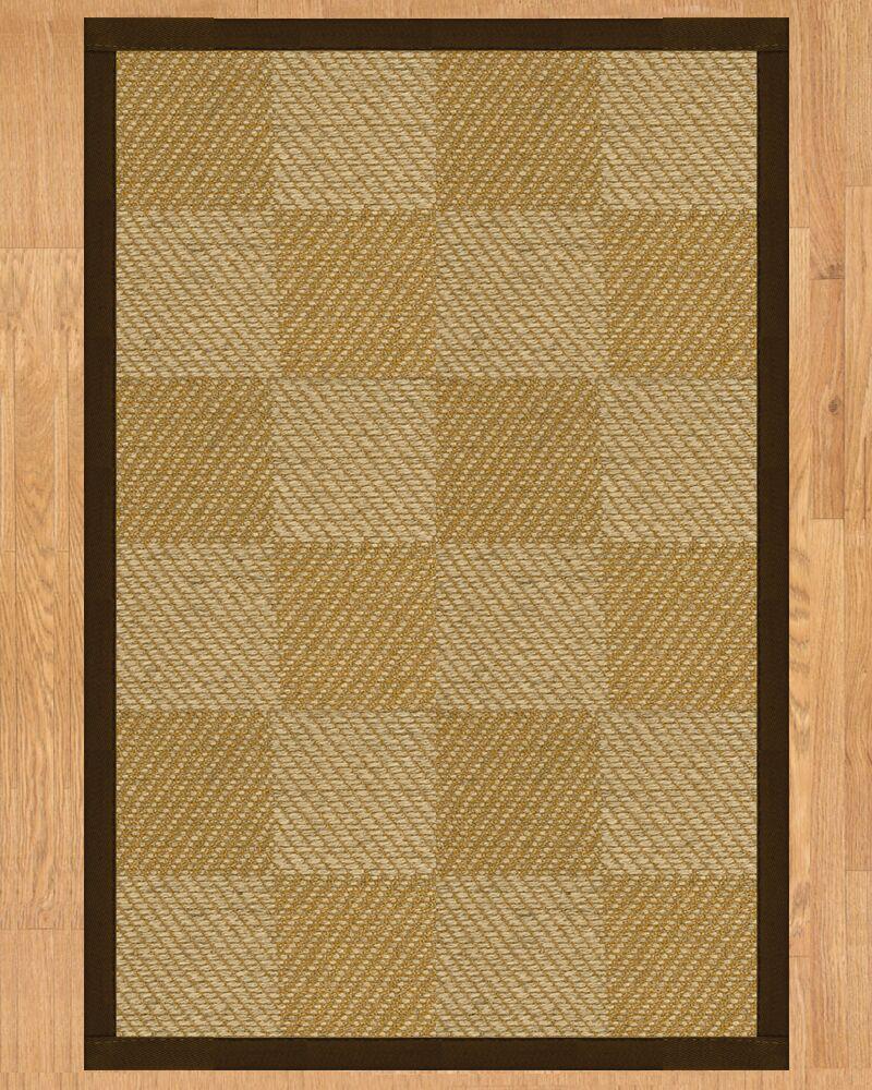 Phantom HandWoven Beige Area Rug Rug Size: Rectangle 9' x 12'