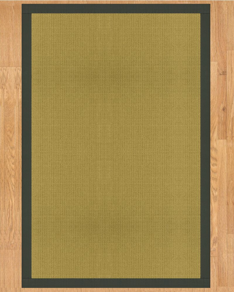 Devon Hand Crafted Metal Area Rug Rug Size: Rectangle 5' x 8'