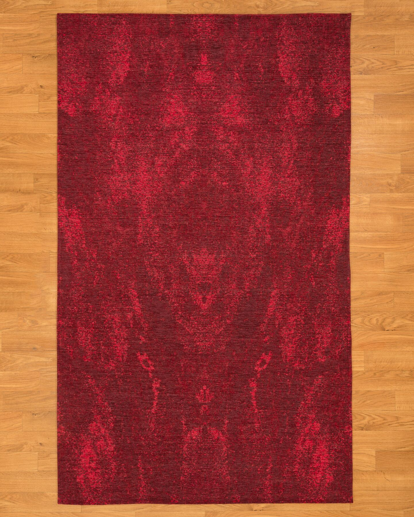Anegada Red Area Rug Rug Size: Rectangle 6' x 9'