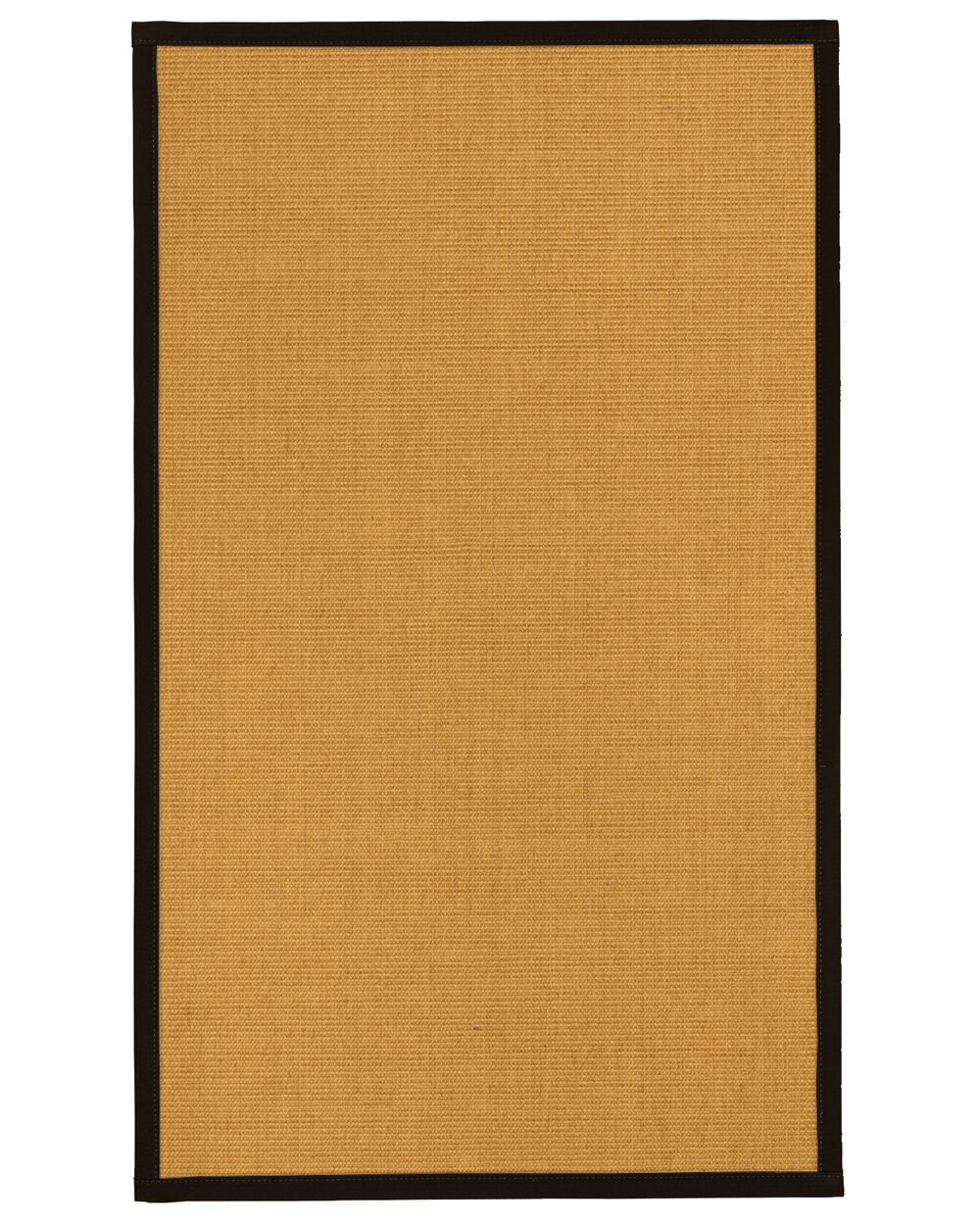 Asia Handwoven Flatweave Beige/Black Area Rug Rug Size: Rectangle 5' x 8'