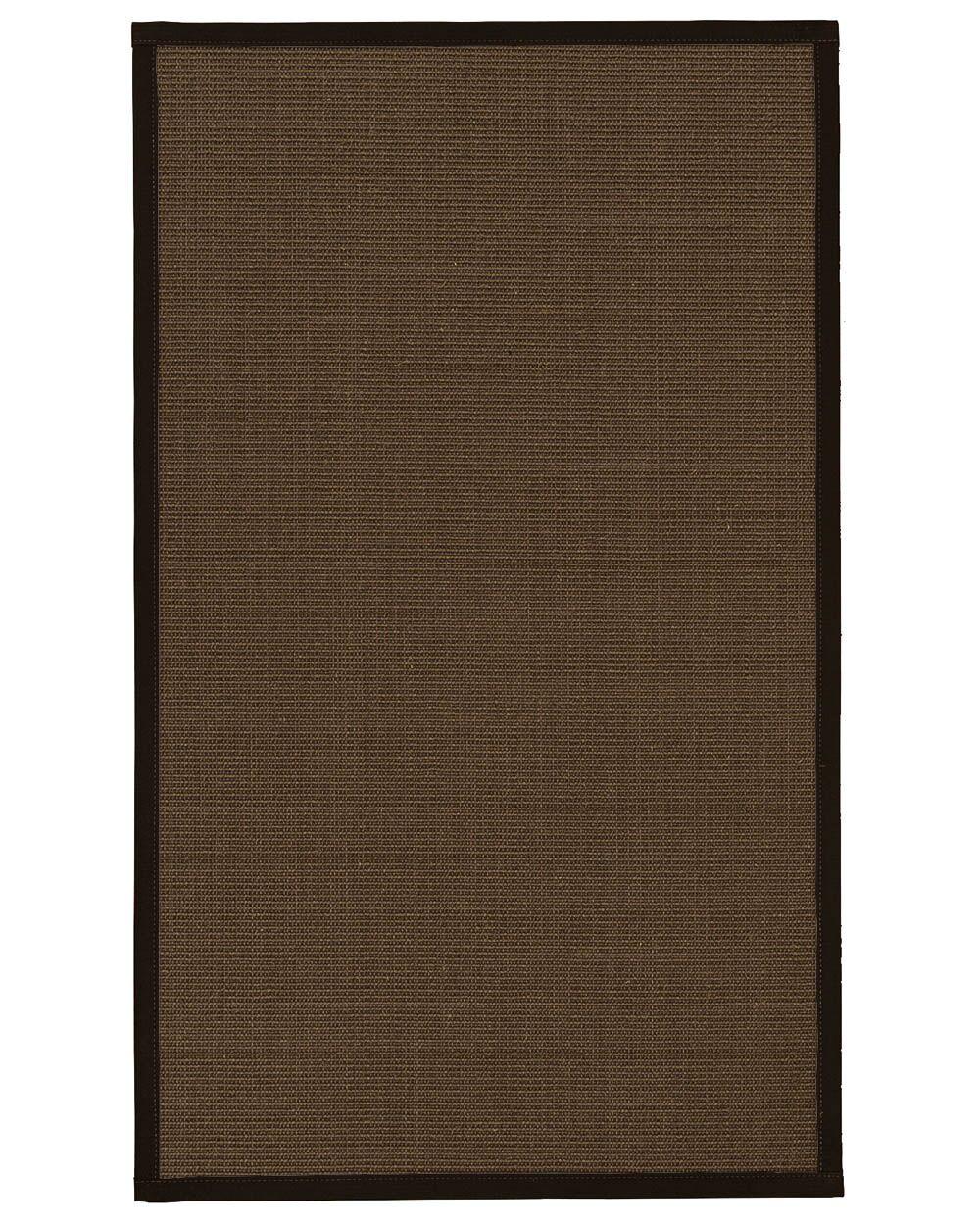 Beck Natural Fiber Sisal Plus Bonus Hand-Woven Beige Area Rug Rug Size: Rectangle 5' x 8'