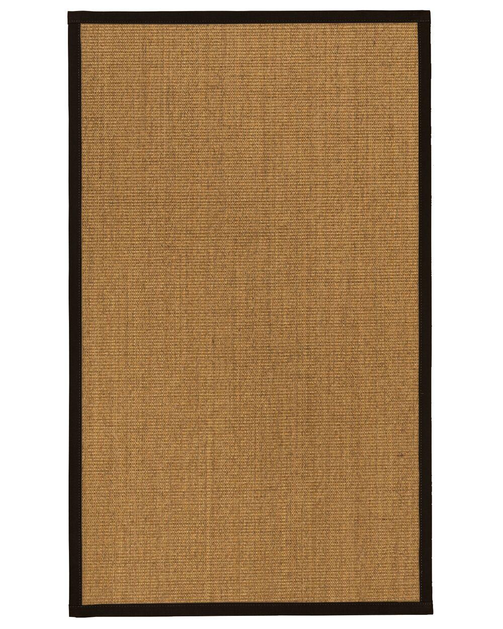 Aspasia Handwoven Flatweave Beige Area Rug Rug Size: Rectangle 6' x 9'