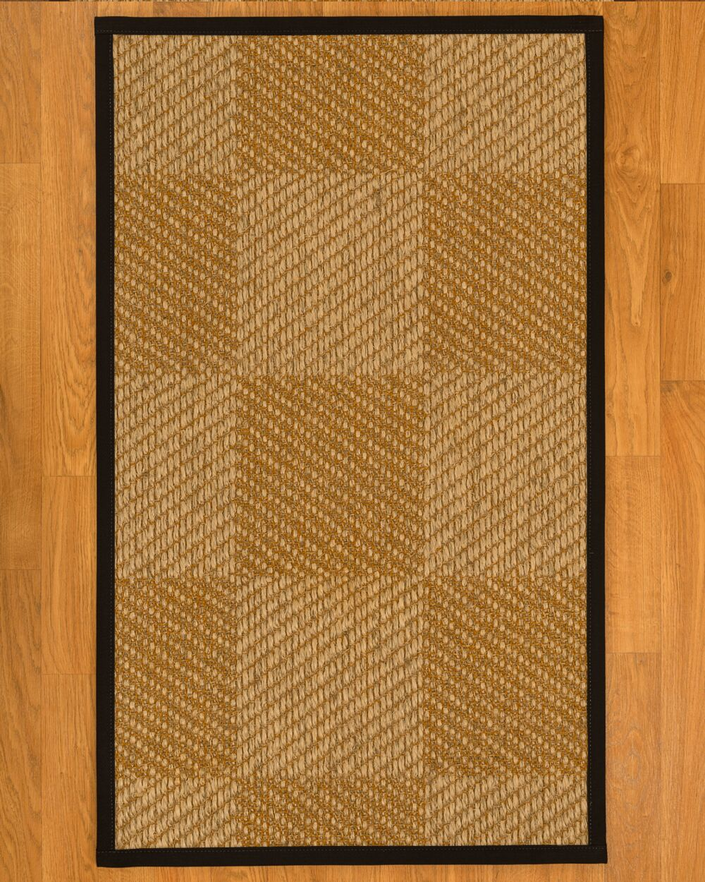 Adley Handwoven Flatweave Beige Area Rug Rug Size: Rectangle 4' x 6'