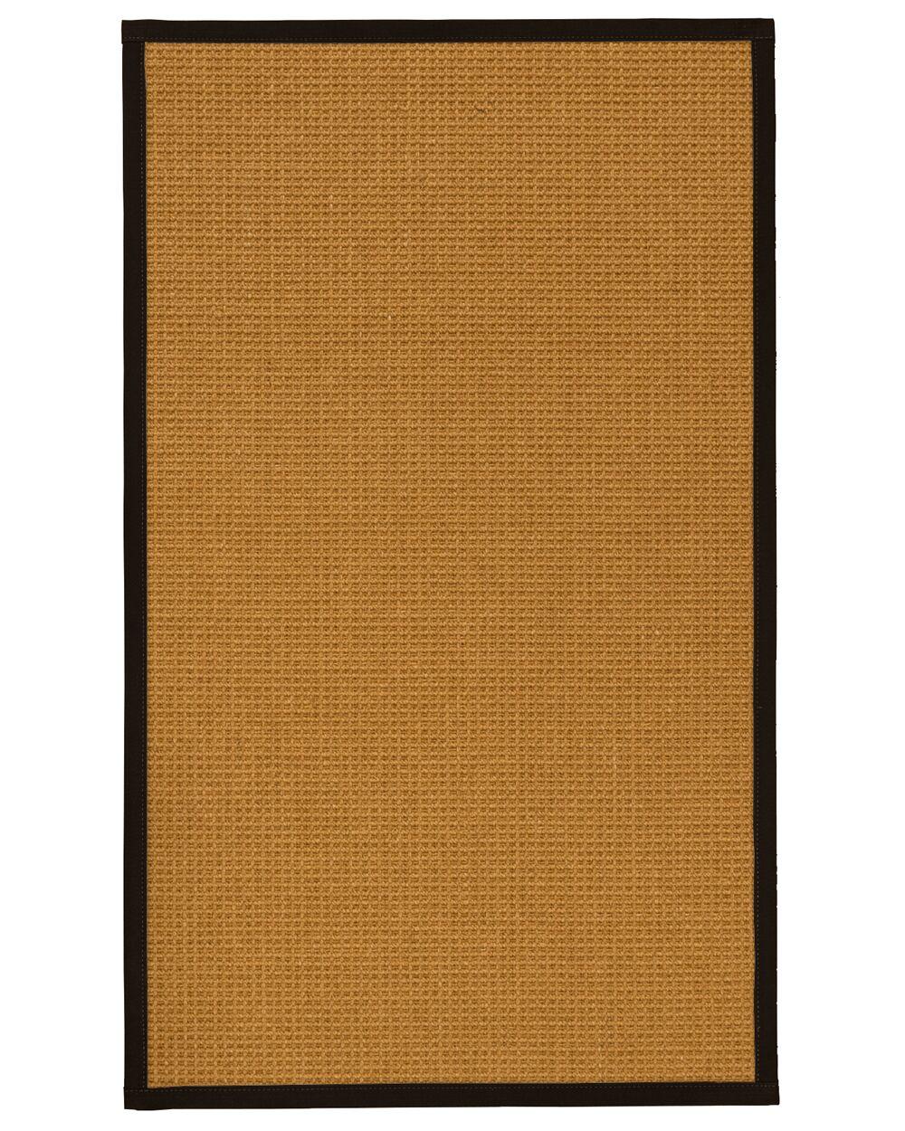 Aula Handwoven Flatweave Beige Area Rug Rug Size: Rectangle 9' x 12'