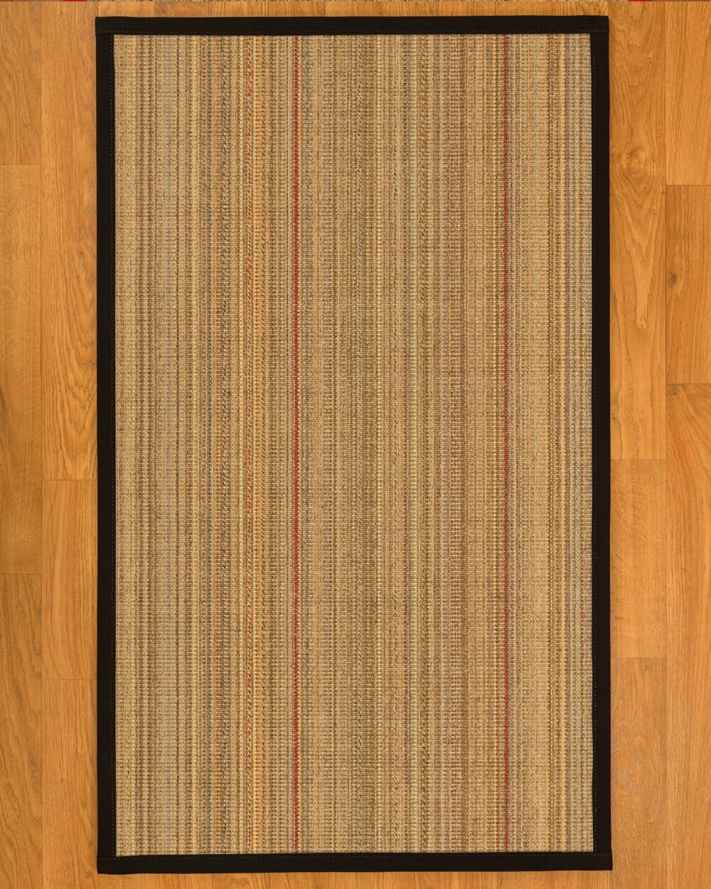 Aura Hand-Woven Beige Area Rug Rug Size: Rectangle 9' x 12'