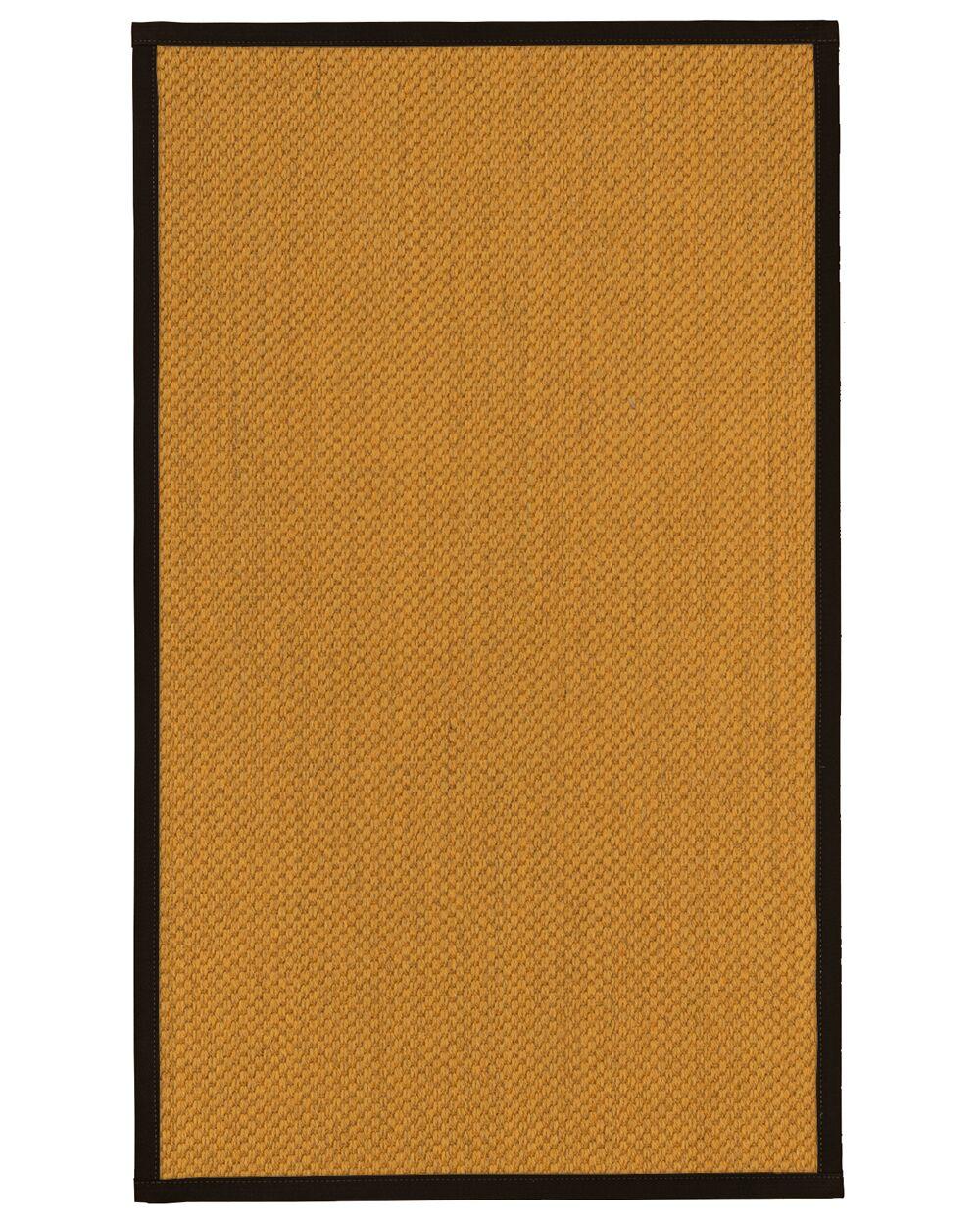 Aella Handwoven Beige Area Rug Rug Size: Rectangle 5' x 8'