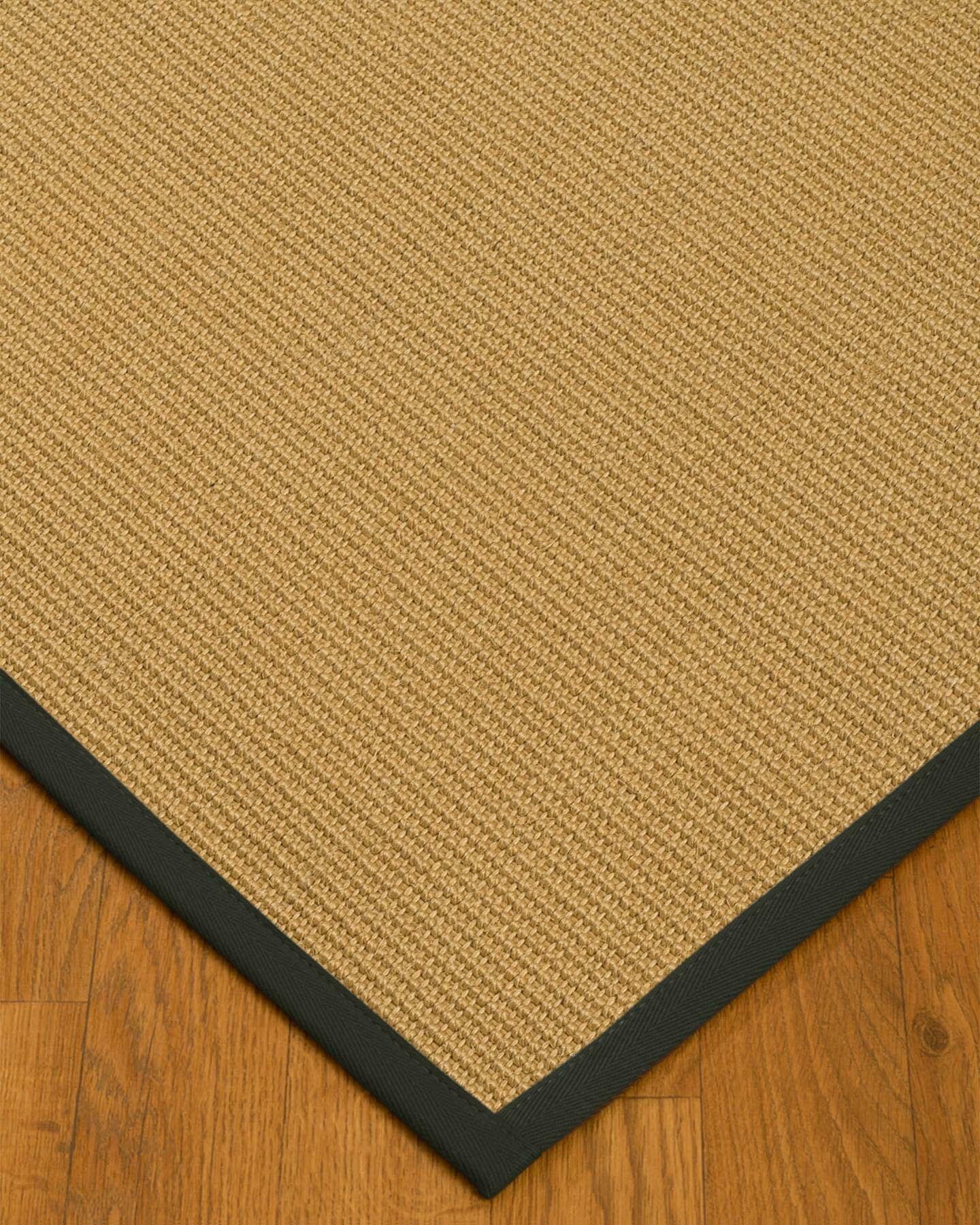 Astley Hand Woven Beige Area Rug Rug Size: Rectangle 6' x 9'