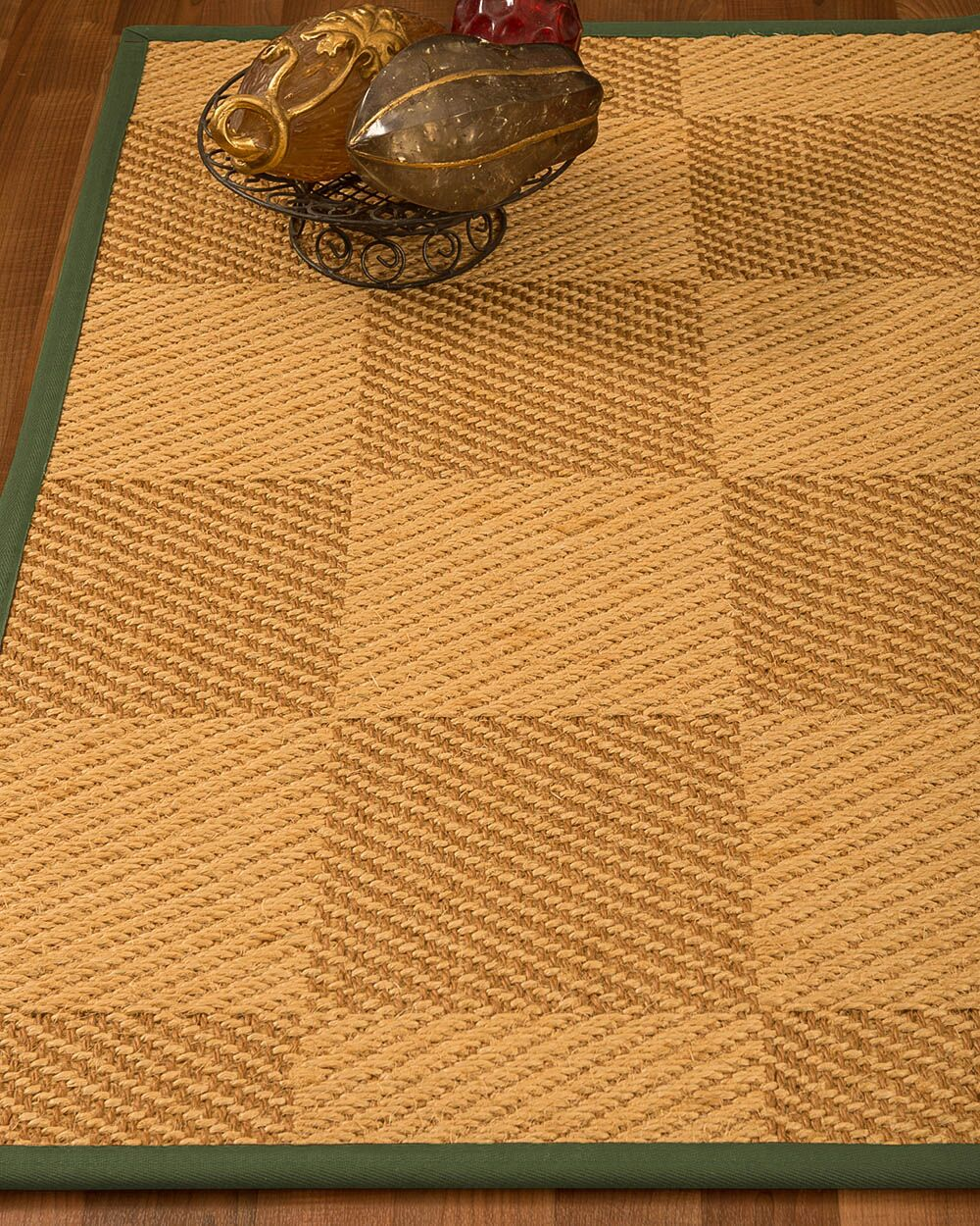 Luhrmann Handwoven Flatweave Beige/Brown Area Rug Rug Size: Rectangle 2' X 3'