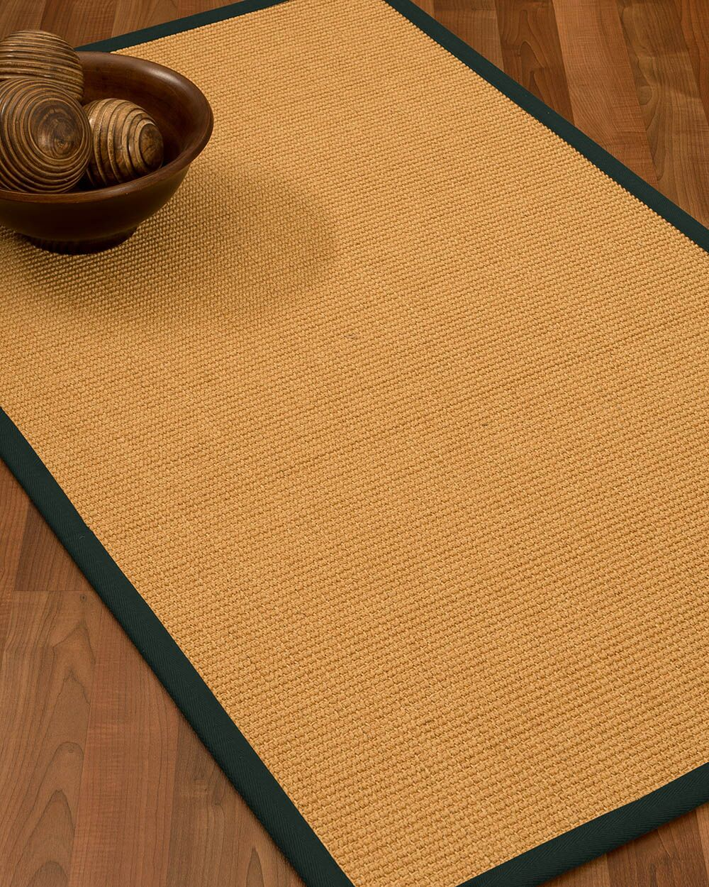 Buggs Hand Woven Brown Area Rug Rug Size: Rectangle 12' x 15'