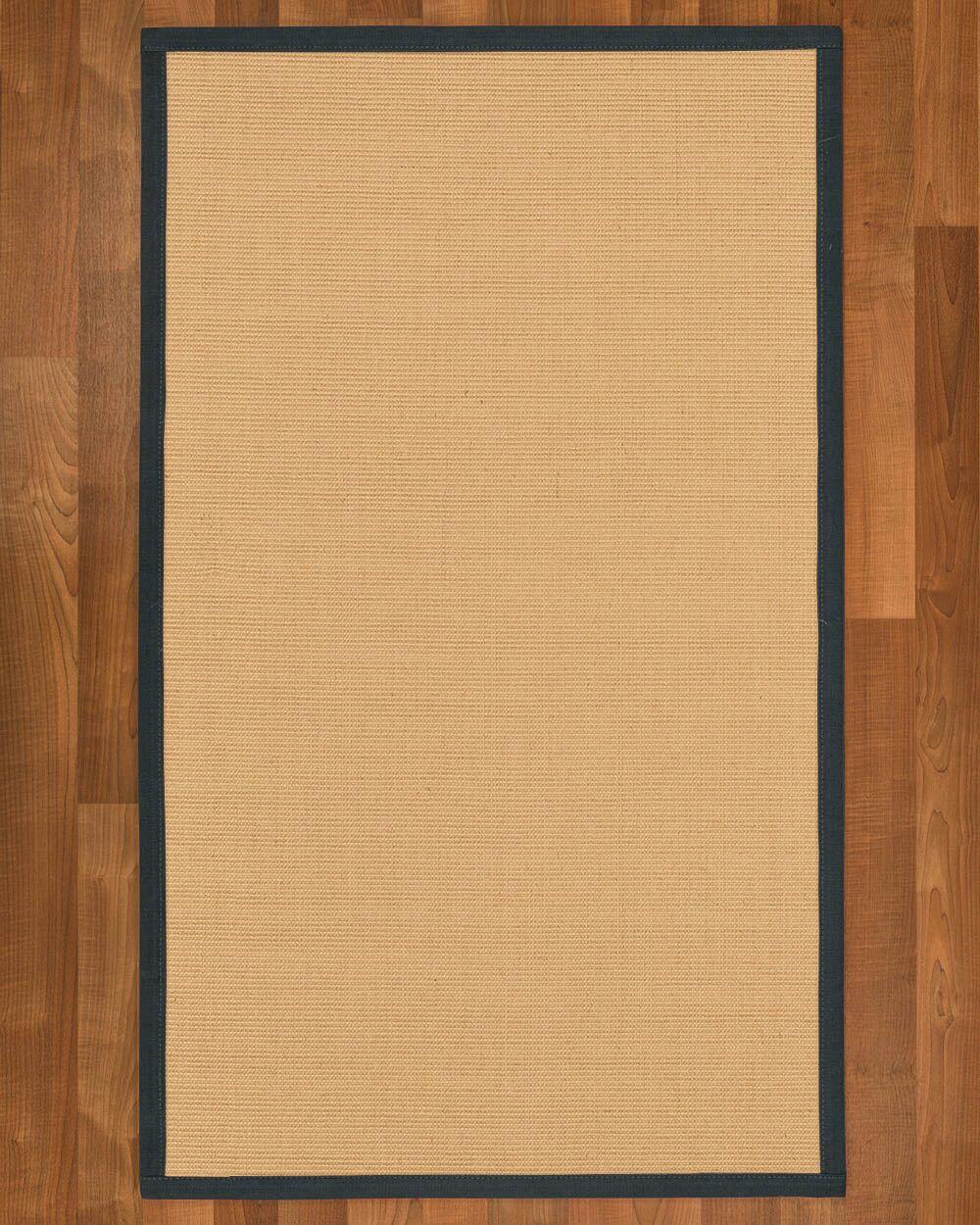 Rupendra Hand Woven Beige Area Rug Rug Size: Runner 2'6