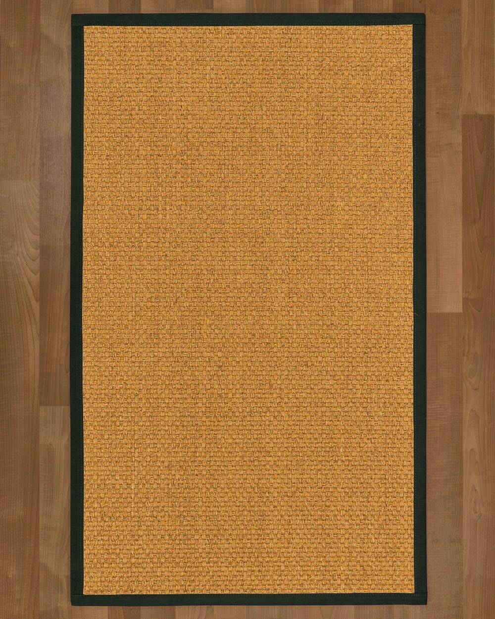 Andlau Hand Woven Brown Area Rug Rug Size: Rectangle 3' X 5'