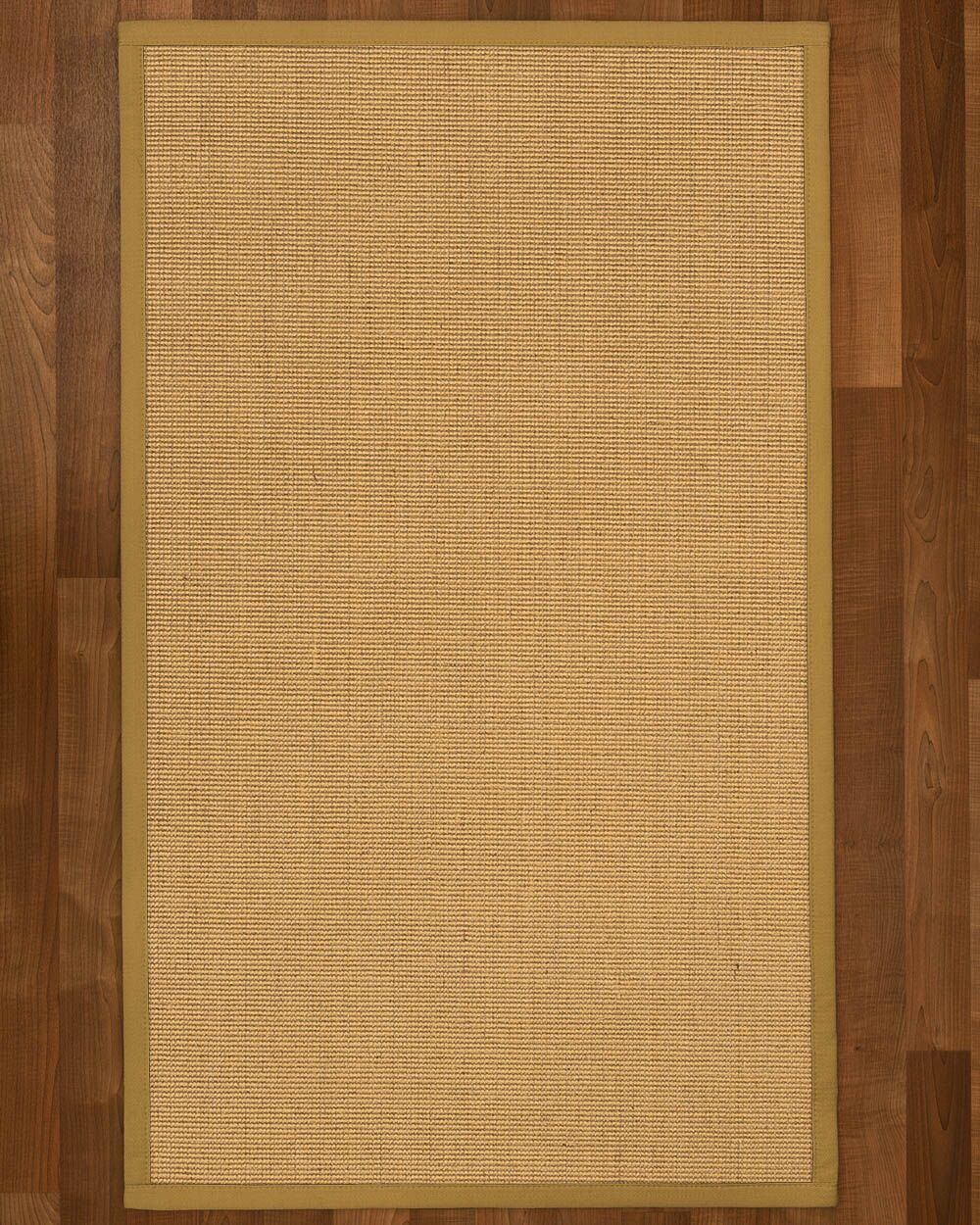 Lanie Hand-Woven Beige Area Rug Rug Size: Rectangle 9' X 12'