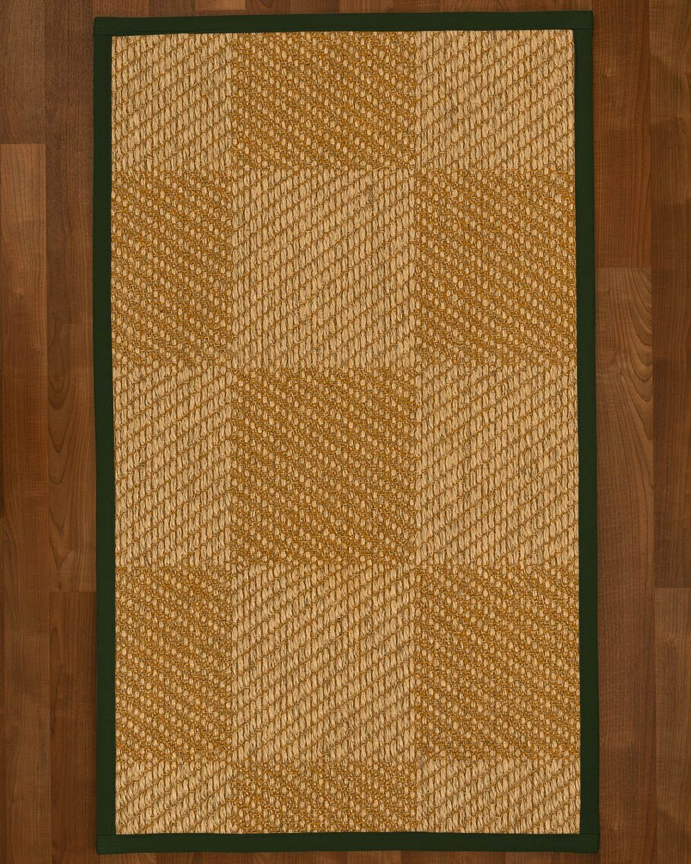 Adley Hand-Woven Beige Area Rug Rug Size: Rectangle 12' x 15'