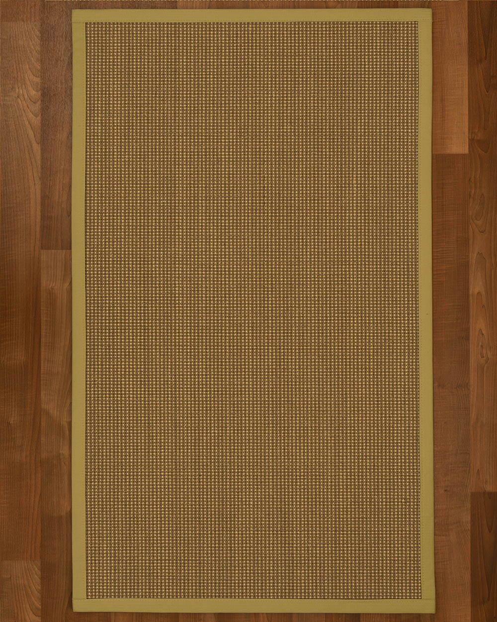 Asther Hand-Woven Brown Area Rug Rug Size: Rectangle 9' X 12'